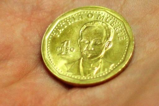 """Der kubanische Peso: """"Vaterland oder Tod"""""""